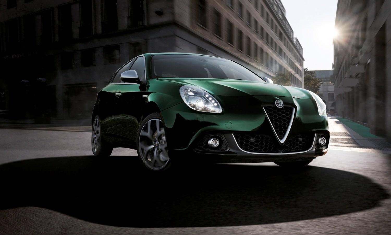 Alfa Romeo Giulietta Super MY19