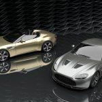 Aston Martin V12 Zagato Heritage Twins-R Reforged 2020