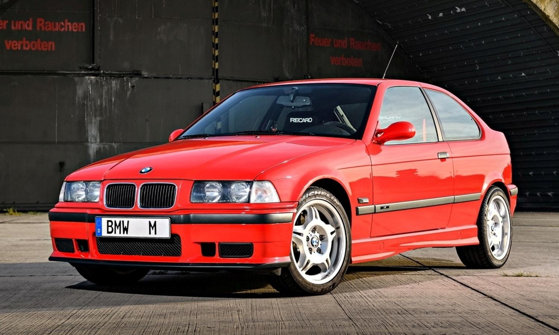 BMW Serie 3 M3 Compact E36