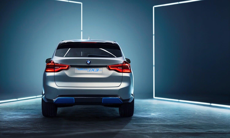 BMW iX3 Concept rear