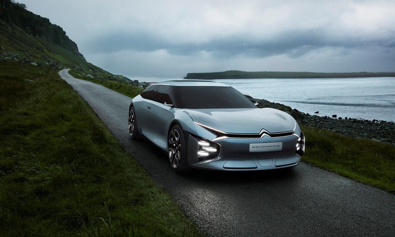 Citroën CXPERIENCE Concept 2018