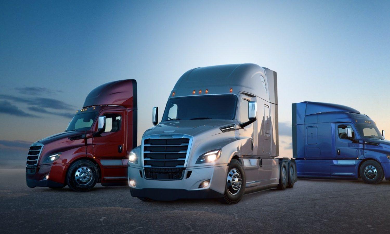 Daimler AG Truck Cascadia 2020 - Volvo Truck