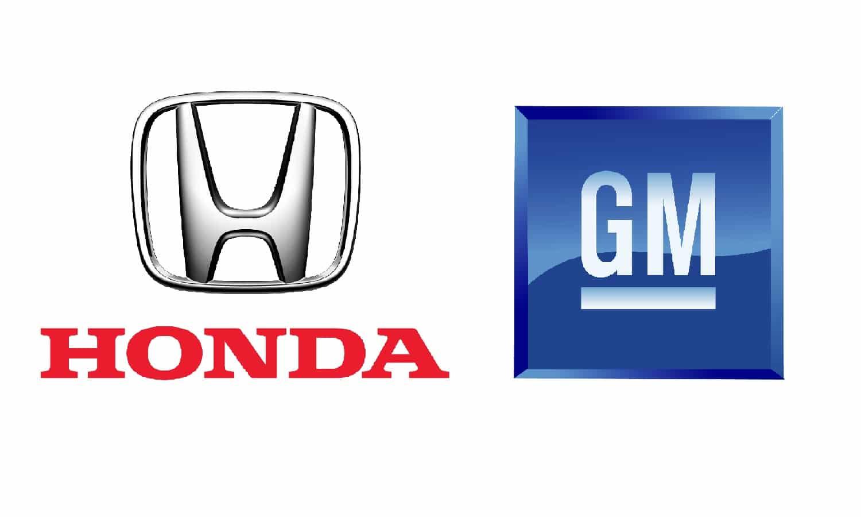 Honda - General Motors electric vehicle joint venture