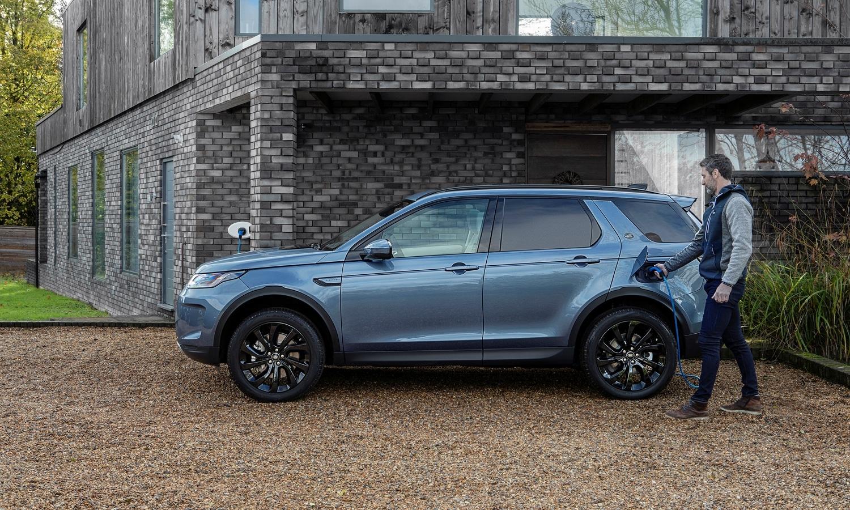 Land Rover Discovery Sport P300e PHEV 2020