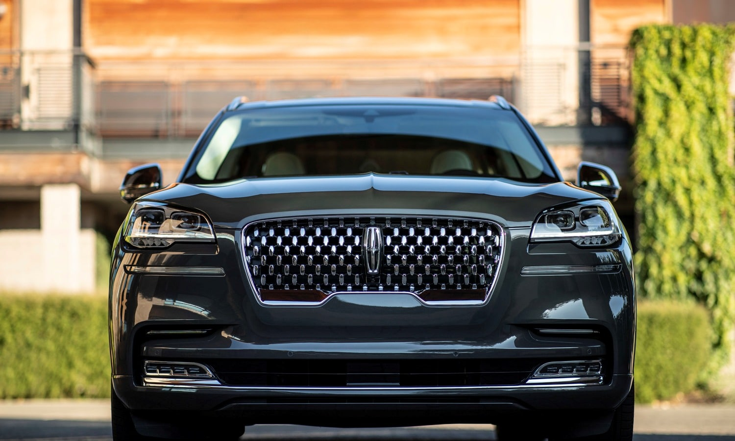 Lincoln Aviator Grand Touring 2020 front