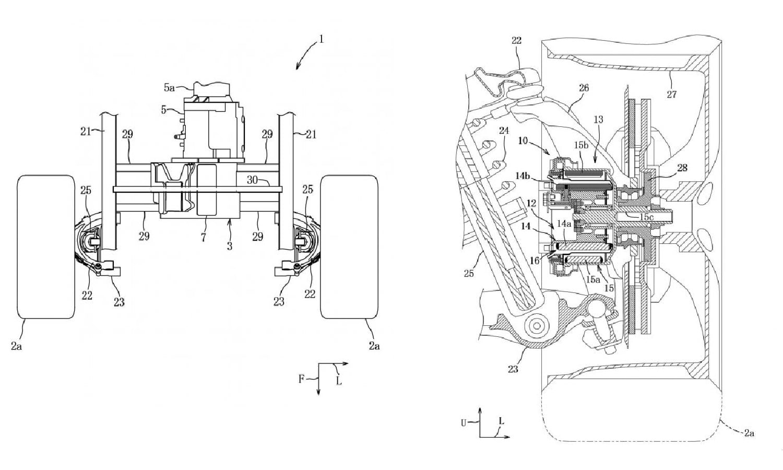 Mazda patente JPA