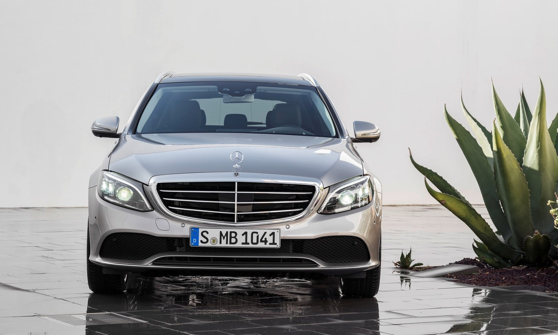 Mercedes-Benz Clase C front