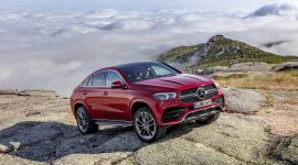 Mercedes-Benz Clase GLE Coupé (2020)