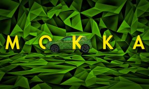 New Opel Mokka teaser