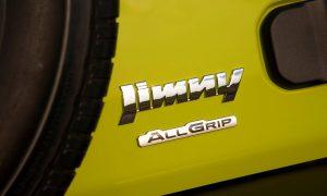 Según los rumores, un Suzuki Jimny con cinco puertas estaría en camino