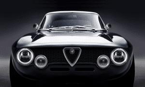Totem Automobili - Totem GT Electric - Alfa Romeo Totem GTe