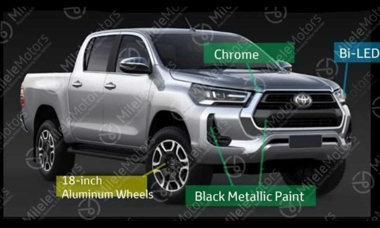 2021 Toyota Vigo Price and Release date