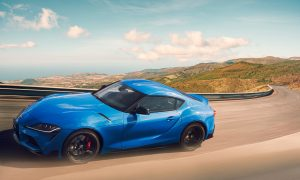 Toyota Supra RZ Horizon Blue Edition 2020