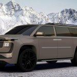 Triton Model H EV SUV