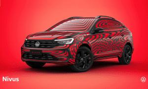 Volkswagen Nivus Brazil front