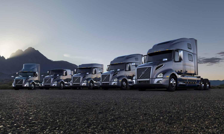 Volvo Group Truck VNL - Daimler AG Truck