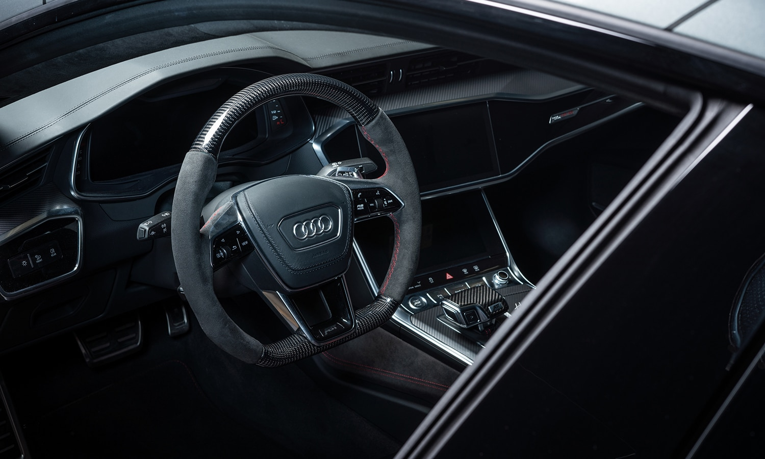ABT RS7-R interior