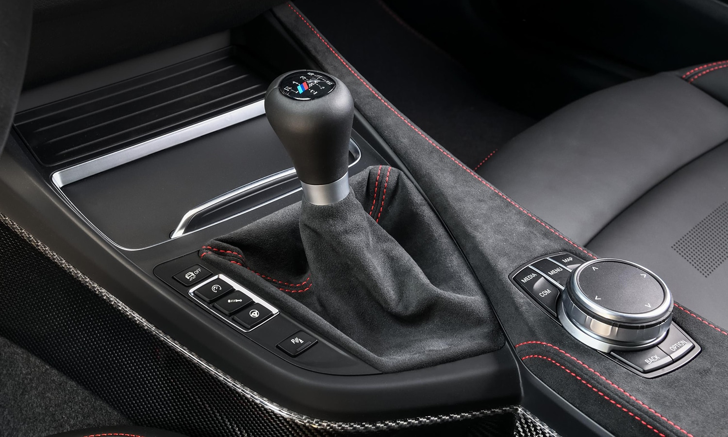 BMW M2 CS manual