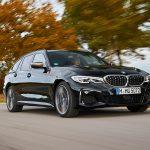 BMW M340d xDrive Touring frontal