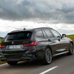 BMW M340d xDrive Touring trasera