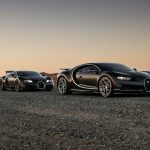 Bugatti Chiron, Veyron y EB110