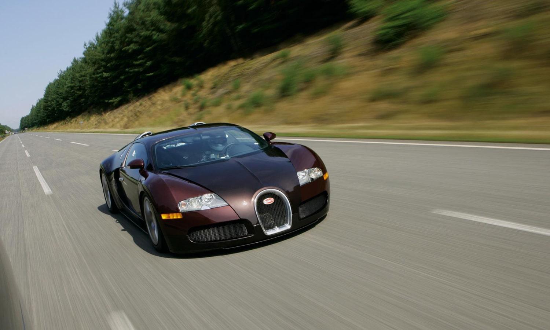 Bugatti Veyron 400 km/h