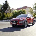 Hyundai Kona dinámica ciudad