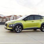 Hyundai Kona lateral