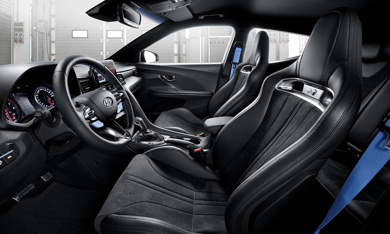 Hyundai Veloster N automático