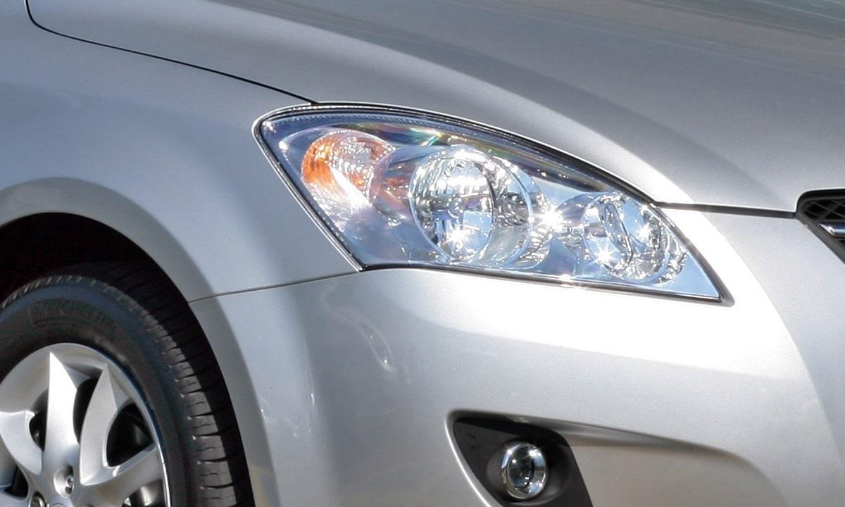 problemas luces del coche