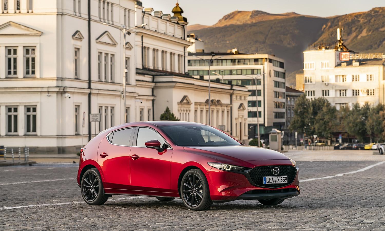 Mazda3 perfil