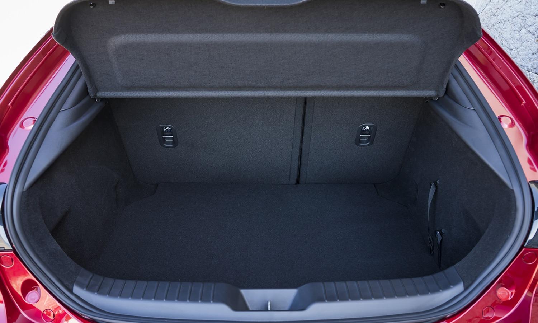 Mazda3 5 puertas maletero