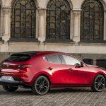 Mazda3 perfil trasero
