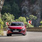 Mazda3 5 puertas frontal