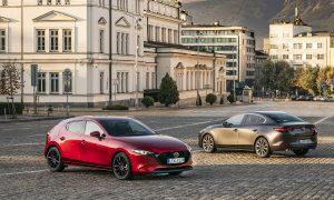 Mazda3 carrocerías 5 puertas y sedán