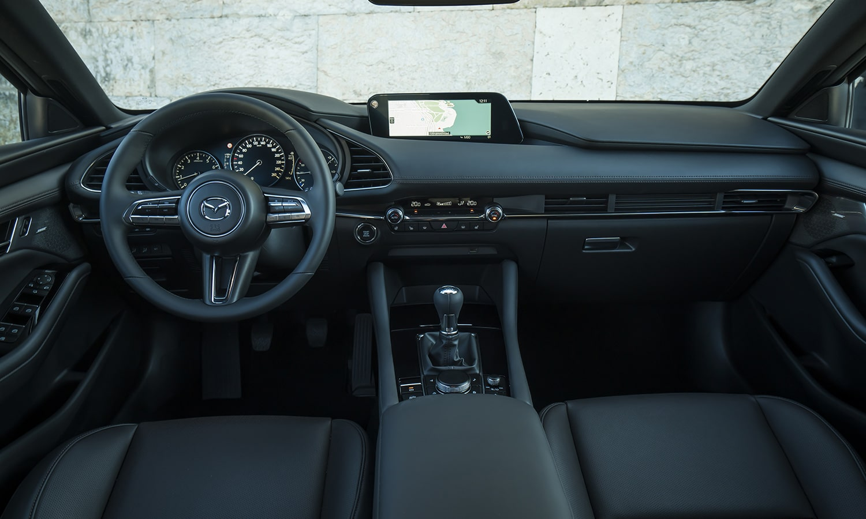 Mazda3 salpicadero