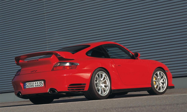 Porsche 911 996 GT2