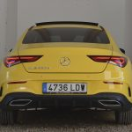 Mercedes CLA zaga