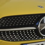 Mercedes CLA parrilla