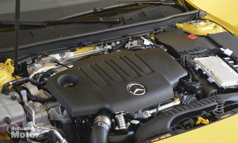 Mercedes CLA motor