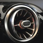 Mercedes CLA aireadores