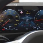 Mercedes CLA pantalla