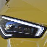 Mercedes CLA luces