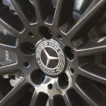 Mercedes CLA llantas