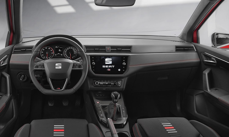 Seat Arona FR interior