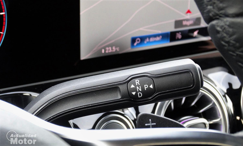 Selector cambio automático Mercedes-Benz