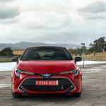 Toyota Corolla 5 puertas frontal