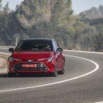 Toyota Corolla dinámica