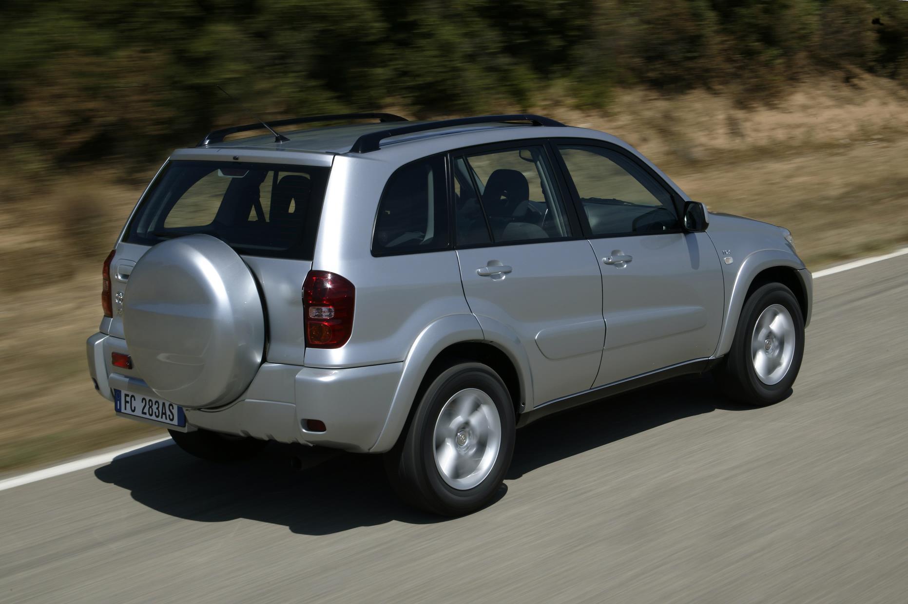 Toyota RAV4 segunda generación
