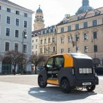 ACM City eTaxi Showcar 2020